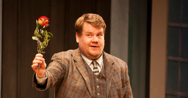 James Corden in One Man, Two Guvnors © Johan Persson