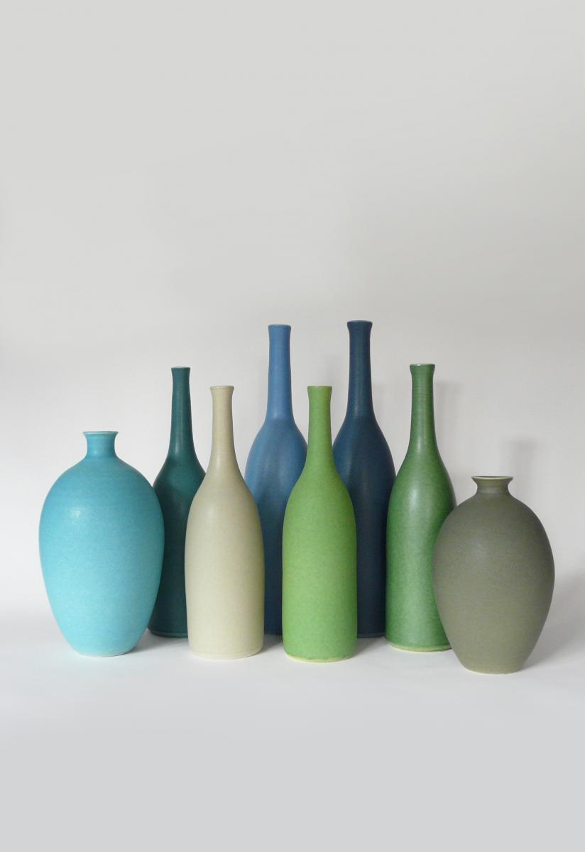 Beautiful and Useful – Lucy Burley Ceramics, courtesy of Garden Museum