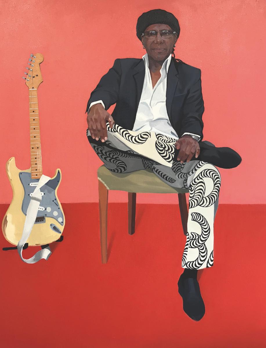 Portrait of Nile Rogers