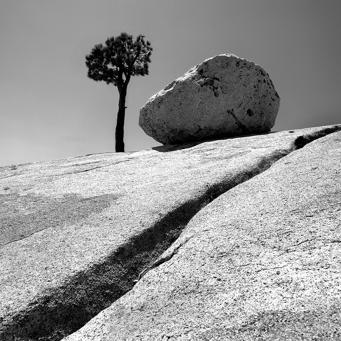 Olmstead Point, Yosemite National Park, USA 2005 © Charlie Waite