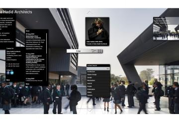 Zaha Hadid Architects website