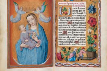 Book of Hours, Ghent or possibly Bruges, c.1505
