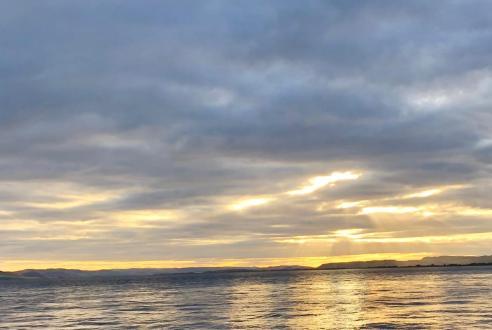 Skyline over The Firth