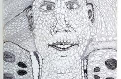 Broken Person, HM Prison Peterborough, Portrait