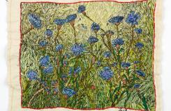 Cornflower Blue, HM Prison Leyhill, Needlecraft