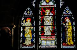 St Martin's Pre-Raphaelite glass