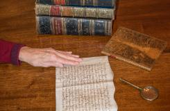 Book conservation copy